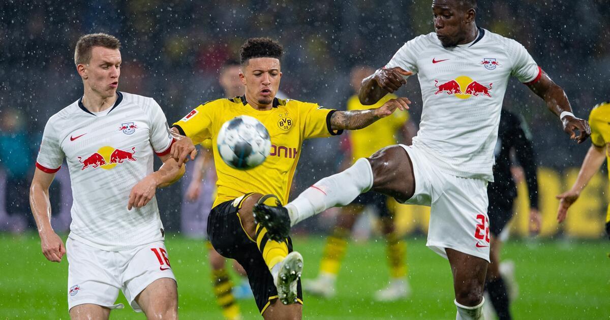 Rb Gegen Dortmund