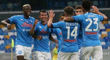 Napoli-Genoa (6-0)