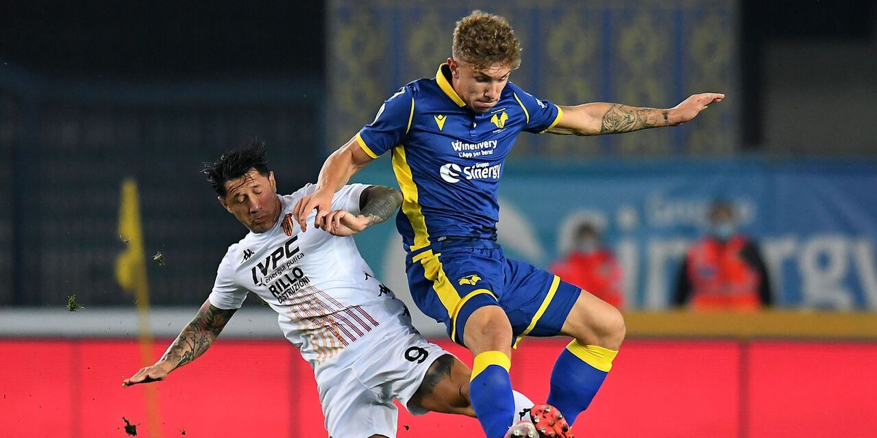 Verone-Benevento (3-1)